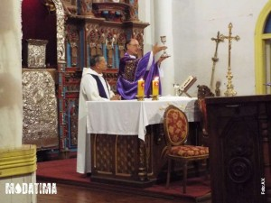 Obispo Infanti en Prov. de Petorca