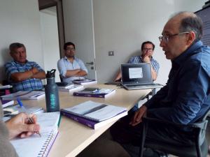 Reunión con Director Regional INDH