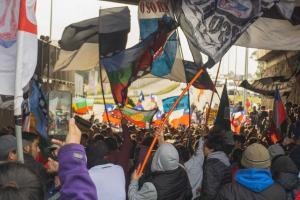 Manifestación Essal-Osorno