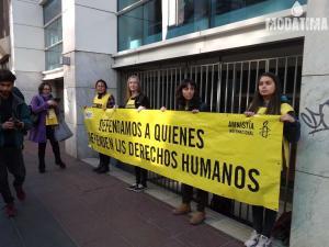 Amnistiá y Modatima en audiencia con Fiscal Nacional
