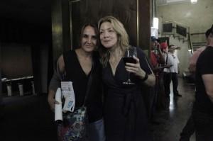 Claudia Perez y Chamila Rodríguez