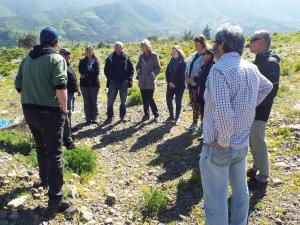 Visita Columbanos a Prov. de Petorca