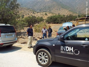 INDH junto a Modatima visitan Petorca