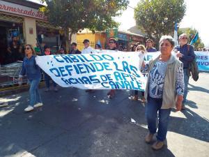 Marcha Cabildo 21 de Abril 2018