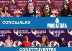 Modatima tiene Concejalas y Constituyentes